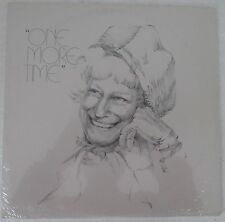 "Dora Hall ""One More Time"" 1971 LP Vinyl Record PL9204  ""New Sealed"""