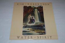 Kim Robertson~Water Spirit~1985 Invincible Records~David Brown~FAST SHIPPING