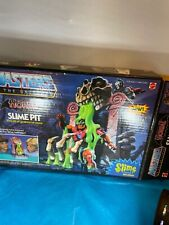 1985 Masters of the Universe The Evil Horde SLIME PIT He-Man BOX only