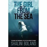 The Girl from the Sea: A Gripping Psychological Thriller by Shalini Boland (Pap…
