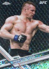2017 TOPPS UFC CHROME DIAMOND REFRACTOR SSP SP  #80 MIRKO CRO COP