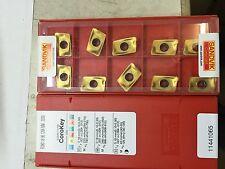 SANDVIK r390-180612m-mmr 2040 lastre di svolta svolta taglio dischi con fattura