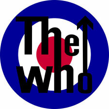 The Who Pop & Beat Music Memorabilia (1960s)