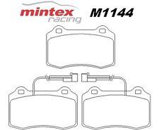 Mintex M1144 For Fiat Coupe 2.0 175 20v Turbo 96>01 Front Race Brake Pads MDB187