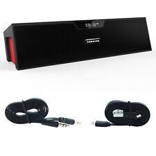 SARDiNE POWERFUL Portable 10W Wireless Bluetooth 40mm Stereo Speaker With MIC