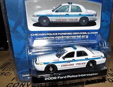 Greenlight Chicago, IL Police 2008 FORD CROWN VICTORIA vic Hot Pursuit promo