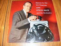 Dance   To   The  TV   Themes   With   Steve   Race   1963   Vinyl    LP  Record