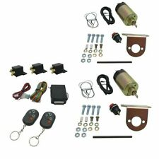 8 Function 35lbs Remote Shaved Door Popper Kit