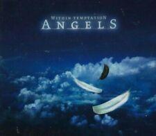 WITHIN TEMPTATION Angels 3 Track EP Slimline 2005 GERMAN IMPORT MINT METAL