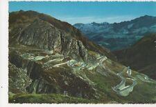 Passo S Gottardo Val Tremola Postcard 260a