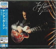 JAN AKKERMAN-LIVE-JAPAN CD Ltd/Ed B63