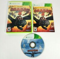 COMPLETE - How To Train Your Dragon 2 - Dreamworks - Microsoft Xbox 360 2014