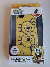 New Spongebob Squarepants Dual Protection Phone Case Iphone 5 / 5s