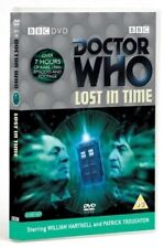 DR WHO  1963-1969 LOST in TIME Doctor William Hartnell Patrick Troughton NEW DVD