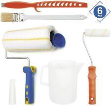 KIT Rullo Per Pittura Con Serbatoio Professionale Vaschetta Antigoccia accessori