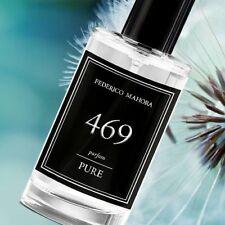 New!FM469 50 ml Fragrance For Men Inspired by Aqua D* G*i Blue