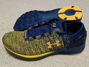 Under Armour Men's Team Bandit 3 California Berkeley Shoes 3020024-401 Size 11.5