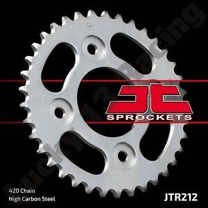 JT 37 tooth rear sprocket Honda Grom MSX 125 ANF Innova 110i Wave Supra-X JTR212