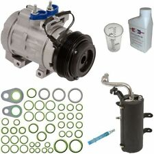 A/C Compressor & Component Kit fits 2007 Ford F-550 Super Duty 6.8L-V10