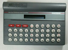 Vintage Smith Corona Spell Mate Electronic Dictionary Thesaurus Calculator Vtg