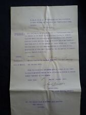 1911 Report on 121 & 131 Newfoundland Road Bristol, James French