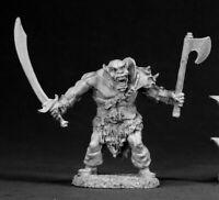 Reaper Miniatures - 02321 - Black Orc Warrior - DHL