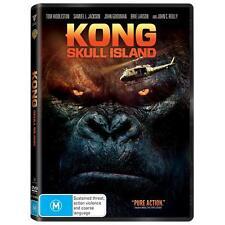 Kong: Skull Island (DVD, 2017) (Region 4) Aussie Release