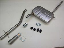 Volvo V70 Built 96-00 TURBO Estate Exhaust System with Anbausatz + End Pipe