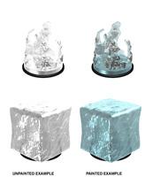 figurine HD mini wizkids JDR D&D pathfinder W6 Gelatinous Cube