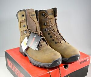 Wolverine Men's 8 In. Work Boots Leather W190005 New in Box See Menu