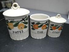 Anciens Pots Epices