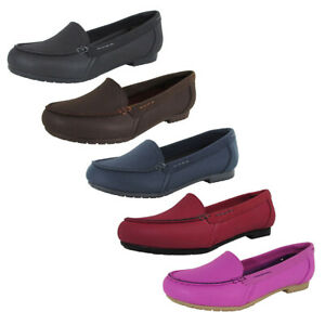 Crocs Womens Marin ColorLite Loafer Shoes