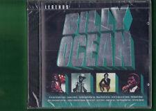 BILLY OCEAN - LEGENDS CD NUOVO SIGILLATO