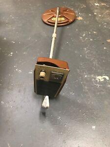 Heathkit GD-48 Metal Locator Original Rare! As Is L1
