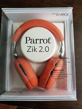 Parrot Zik 2.0 Wireless Noise Cancelling Headphone Orange