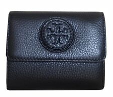 Tory Burch Marion Mini Wallet BLACK 37064 Brand New Authentic