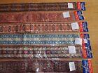 1/12th Turc tissé Tapis Escalier 49 cm de long pour maison de poupées