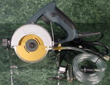 """4-1/2"""" Electric WET and DRY MARBLE / MASONRY / TILE CUTTING CIRCULAR SAW UL new"""