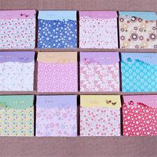72Sheets/pack 15X15cm Flower Dot Star Folding Crane DIY Paper Decoration