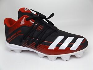Adidas Three Strap Life Soccer Cleats Unisex Youth Shoes Size 5.0 Y,        1787