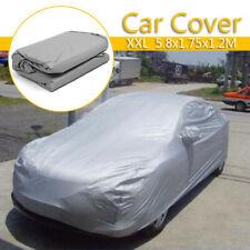 Outdoor Car Cover aterproof Sun UV Snow Dust Rain Resistant Protection PEVA   K