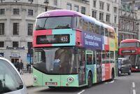 Go Ahead London LT865 LTZ 1865 6x4 Quality London Bus Photo