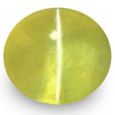 Sri Lanka Round Loose Chrysoberyl Gemstones