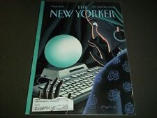 1998 OCT 26/NOV 2 NEW YORKER MAGAZINE - BEAUTIFUL FRONT COVER FOR FRAMING- D 138