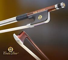 NEW! Coda Bow VIOLA Bow - Diamond GX - Gold Coda Inlay