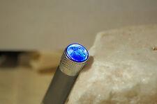 Sapphire 5 carat facet rough purple blue beauty