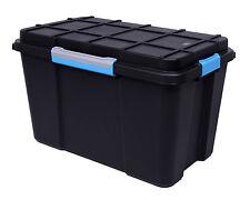 Ondis24 Aufbewahrungsbox Multifunktionsbox Scuba XL wasserdicht outdoor schwarz