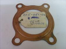 YAMAHA YZ100 77-79 NEW GENUINE CYLINDER HEAD GASKET GASKET 2K5-11181-00