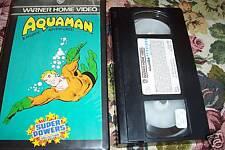 [2103] Aquaman (1985) VHS rara 8 episodi