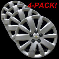 Chevrolet Cruze Genuine GM Factory-Original OEM 16-in Hubcap - 2011 (Set of 4)